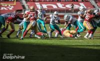 Dolphins in gita a San Francisco a spese dei 49ers
