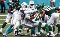 Dolphins vincono facendo il minimo contro i derelitti Jets