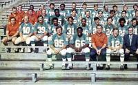 I Dolphins 1972 alla Casa Bianca da Obama