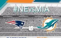 Tutto pronto per Dolphins/Patriots prima di campionato a Miami