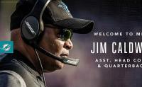 Il nuovo coaching staff dei Miami Dolphins 2019