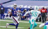 Dolphins finiscono la benzina e la stagione a Buffalo