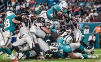 Dolphins 34 Falcons 27 prima pre season ok