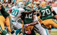 Il formaggio non si squaglia al sole di Miami vincono i Packers in rimonta allo scadere