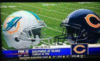 Pronti per la prima preseason stagionale  Dolphins @ Bears
