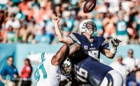 Vincono i Dolphins 37 a 0 contro i Chargers