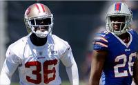 Patterson & Stanford sulla Injury List e al loro posto Thomas & Rogers