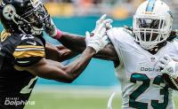 Metallo pesante all'Hard Rock Stadium Steleers suonati 30 a 15