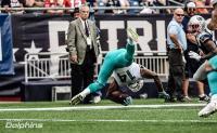 Per i Miami Dolphins occasione e partita persa 31-24 contro i Patriots