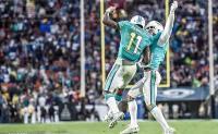 Dolphins preziosa vittoria in rimonta 14-10 sui Rams