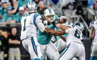 Dolphins sconfitti 31-30 dai Panthers ma in crescita