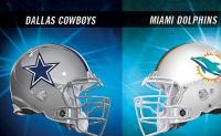 Dolphins a Dallas contro i Cowboys
