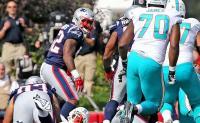 Maltrattiti al Foxboro e altri infortuni per i Miami Dolphins