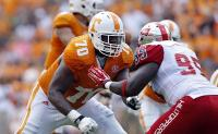 Ja'Wuan James Offensive Tackle da Tennessee è la nostra prima scelta NFL Draft 2014