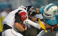 Dolphins padroni in casa contro i Falcons